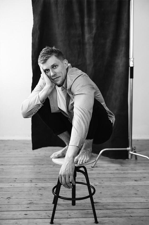 Степан Батраков директор студии дизайн интерьеров Тюмень ЛевшаГрупп
