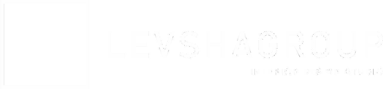 логотип logo студии дизайн интерьеров Тюмень ЛевшаГрупп